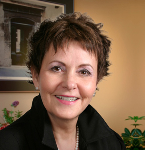 An image of Ornge Board member Patricia Lang