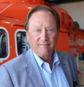 An image of Ornge Board member Charles A. Harnick