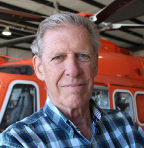 An image of Ornge Board member Ian W. Delaney