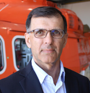 An image of Ornge Board member Maneesh Mehta