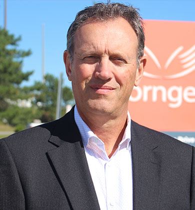 An image of Ornge Management member Ian McLean