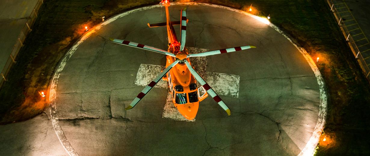 Ornge - Aircraft Safety