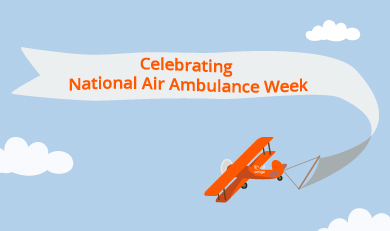 Celebrating Air Ambulance Week
