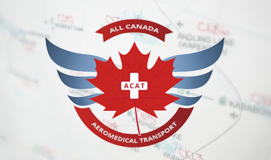 A man giving a thumbs up with an Ornge helicopter in the background