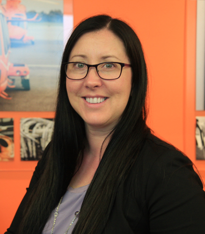 A picture of an Ornge Patient Advocate, Karla Gagnon