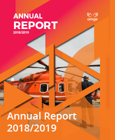 Annual Report 2018-2019 Cover Page
