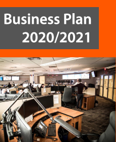 Ornge Business Plan 2020/21