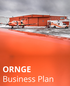 Ornge Business Plan 2018