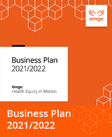 Ornge Business Plan 2021/22