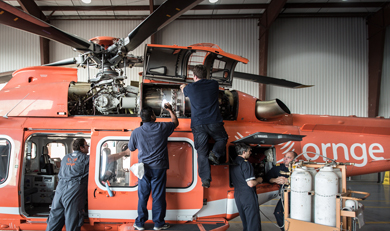 Ornge Aircraft Maintenance Engineers