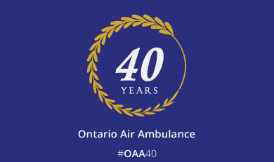 40 Years Ontario Air Ambulance