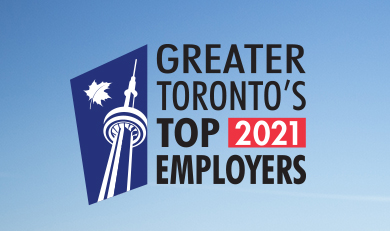 Ornge Top 100 Employers