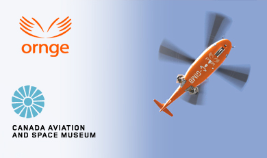 Ornge and Canada Aviation Space Muesum