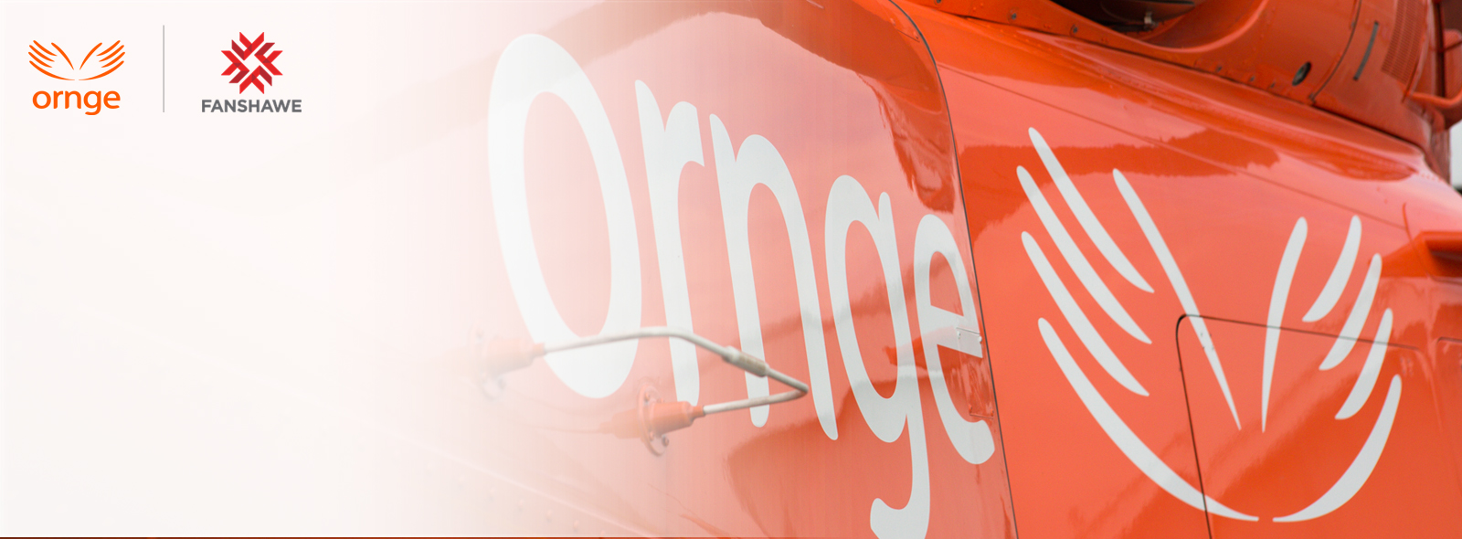 Ornge and Fanshawe College Press Release